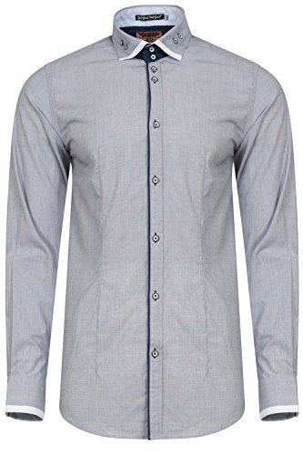Tokyo Laundry - Chemise casual - Homme Blue Filafil