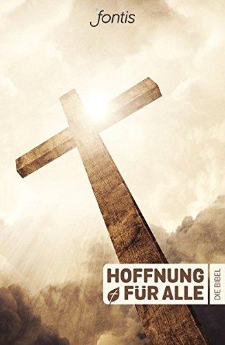 """Hoffnung für alle. Die Bibel - Trend-Edition """"Crossroad"""": Die Bibel, die deine Sprache spricht"""