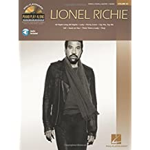 Piano Play-Along Vol.082 Richie Lionel + Cd