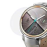 zanasta Schutzfolie kompatibel mit Asus Zenwatch 3 (1,39