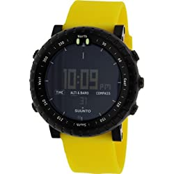 Suunto Core Altimeter Watch Yellow Crush, One Size