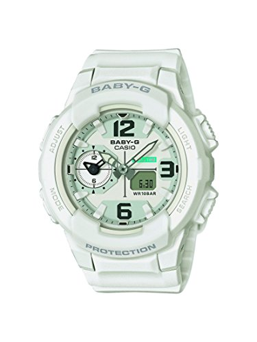 Baby-G Damen Armbanduhr BGA-230-7BER