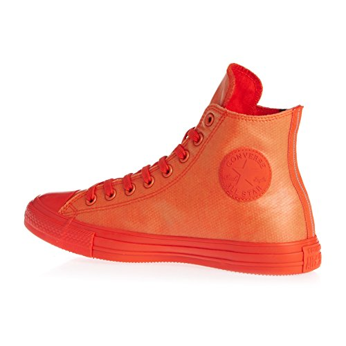 Converse Chuck Taylor 153802C All Star Sneaker Hi 'Rubber' Signal red Rot