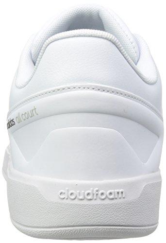 adidas  Bb9926, Herren Sneaker weiß weiß 40 Weiß