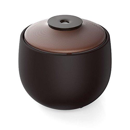 Excelvan Humidificateur Huile Essentielle 240ml Diffuseur Aroma Céramique avec Télécommande 7 Changement d'Éclairage LED pour Bureau Maison Chambre Yoga