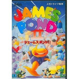 James Pond II: Codename: Robocod [Import Japonais], occasion d'occasion  Livré partout en Belgique