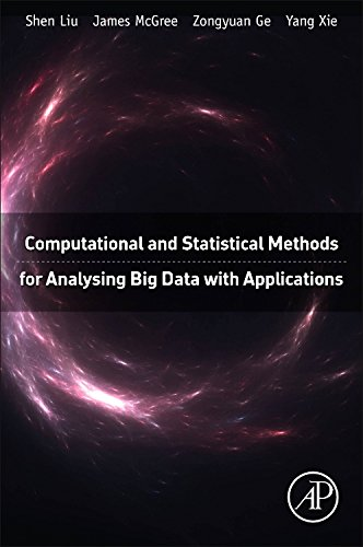 Computational and Statistical Methods for Analysing Big Data with Applications (English Edition)