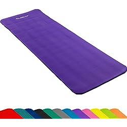 Esterilla para pilates y yoga