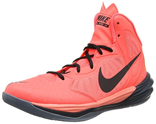 sports shoes 4d666 19da7 Nike Prime Hype Df - Chaussures De Basketball Pour Homme Rose (rose Fluo)
