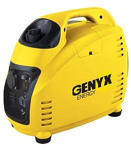 Genyx G1600IS Groupe électrogène inverter puissance nominale/maximale 1000 W/1200 W