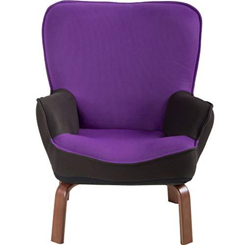 Individuell Abnehmbarer Stoffbezug Sessel Faltbare Rückenlehne Mini Lesestuhl Faules Sofa...