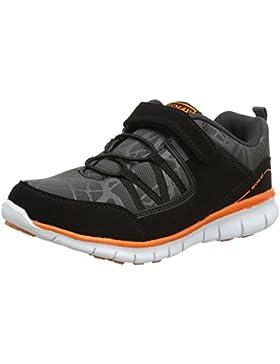 Gola Luna Velcro, Zapatillas de Deporte para Exterior para Niños
