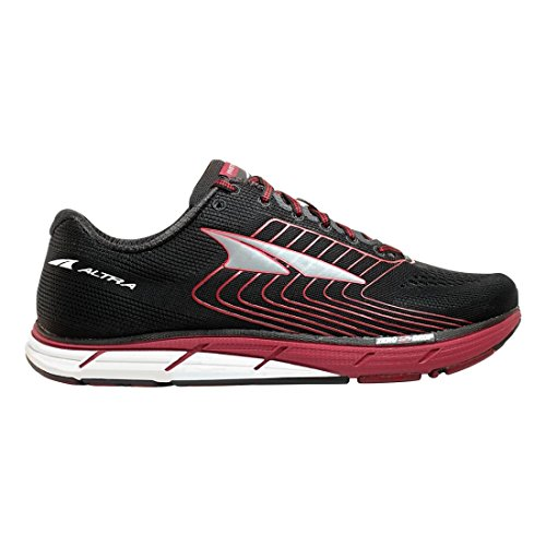 altra Instinct 4.5 Hommes ZERO Drop route chaussures Course Rouge/Noir rouge / blsck