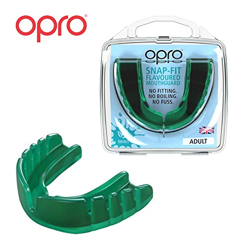 OPRO Snap-Fit Sports Mouthguard
