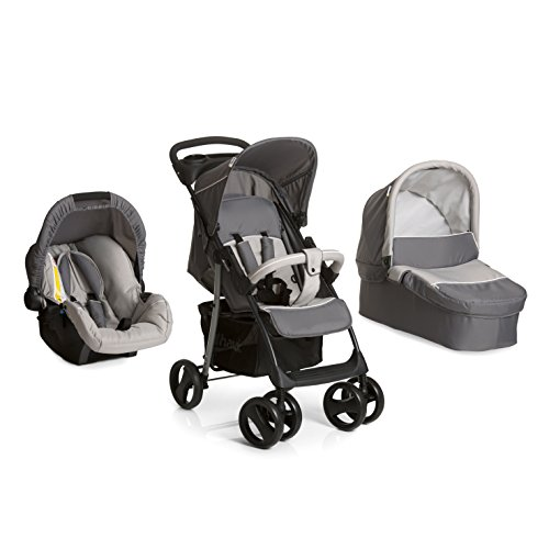 Foto Hauck Shopper Slx Trio Set Carrozzina 3 in 1, Incl...