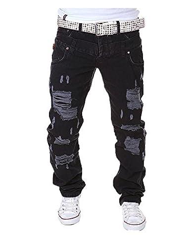 Pantalon Treillis Vintage - Homme Cargo Pantalon Vintage Style Militaire Sports