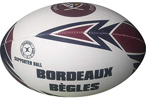 Burdeos Bègles balón Rugby Oficial-Gilbert-Talla