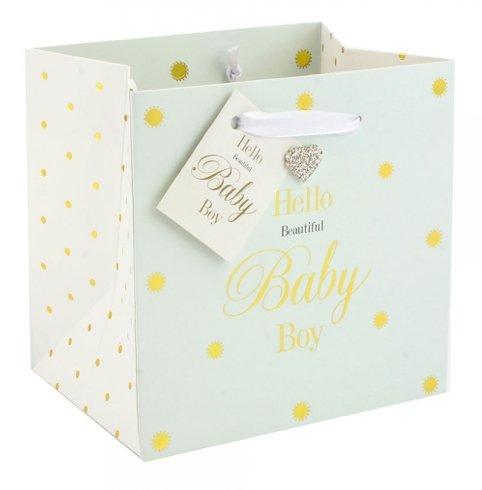 hello-beautiful-baby-boy-gift-bag-decorato-con-un-cuore-di-strass-disponibile-in-3-taglie-blue-gold-