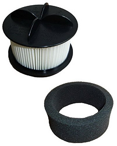 Bagless Upright Hepa-filter (Bissell Cleanview Bagless Upright Hepa & Foam Filter Assembly Generic Part # F-955, 955 by Bissell)
