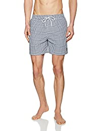 Lyle & Scott Gingham Swim, Shorts para Hombre