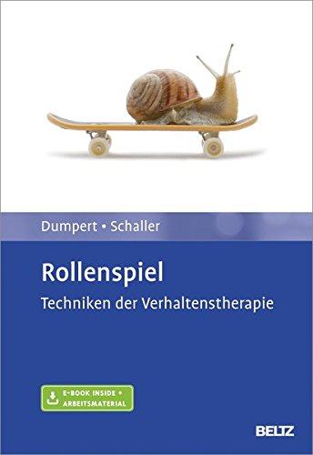 Rollenspiel: Techniken der Verhaltenstherapie. Mit E-Book inside und Arbeitsmaterial