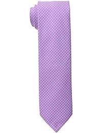 Tommy Hilfiger Men's Geoff Gingham Slim Tie