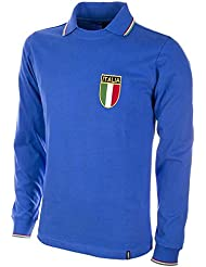 Italy 1983 Long Sleeve Retro Football Shirt