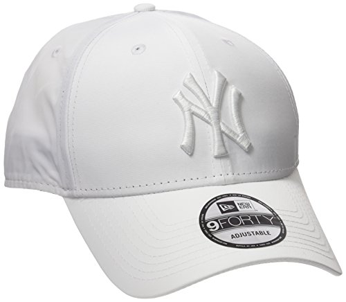 New Era 940 Kappe white