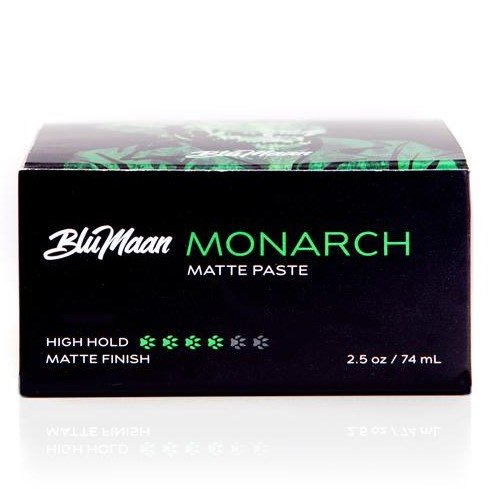 BluMaan Monarch Matte Paste 74ml -