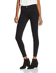 Damen Jeans von Only  Passform: Skinny Fit  5-Pocket-Stil  Aus weichem, dehnbarem Denim  Größe fällt normal aus  Material und Verarbeitung sprechen für sich  Marke: Only  Material: 53% Viskose, 29% Baumwolle, 17% Polyester, 1% Elasthan