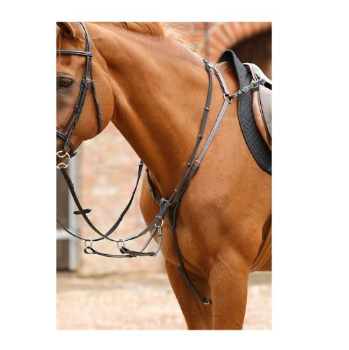 Premier Equine Norbello Hunter Breastplate - Delantal