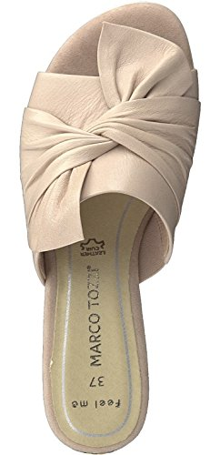 Marco Tozzi 2-2-27204-20-521, Mules Pour Femme rose bonbon
