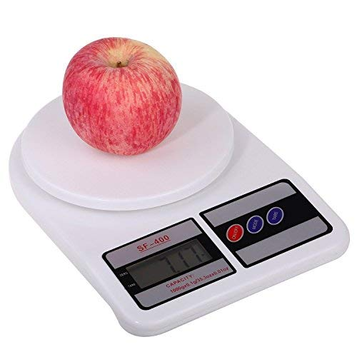 MCP Firstchoicesale Sf-400 Stainless Steel Electronic LCD Weighing Machine (Assorted, 7kg)