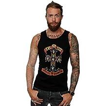 Guns N Roses hombre Appetite For Destruction Camiseta