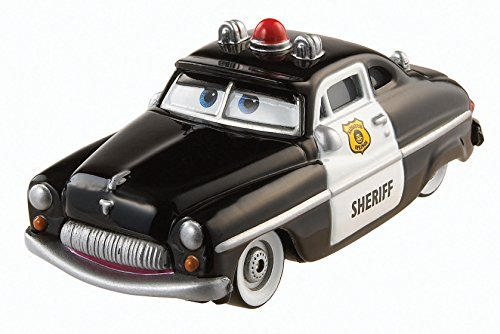 Disney Pixar Cars Sheriff (Radiator Springs Series, # 3 of 19)