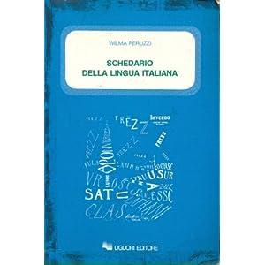 Schedario della lingua italiana