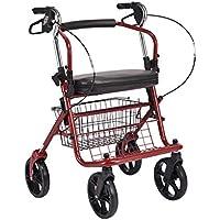 HJYSTC Old Man Trolley, Puede Tomar El Carrito De La Compra Anterior/Comprar Comida