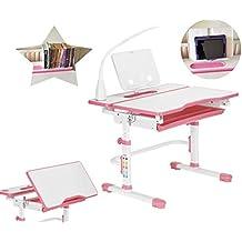 8f9ee9ca333b6 Study Right 80cm la hauteur réglable enfants Table chaise fixée