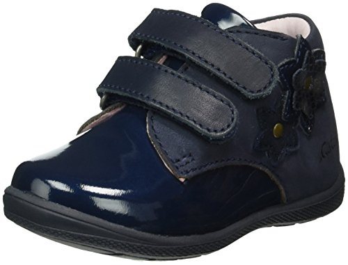 Aster Gilly, Baskets Basses Fille Bleu - Bleu (10)