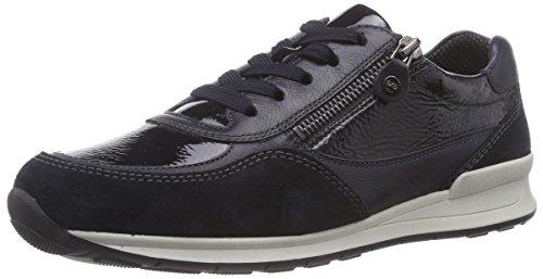 ara Helsinki Damen Sneakers Blau (ozean,blau -05)