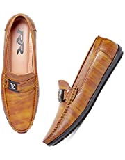 ROCKFIELD Men's Synthetic Smart Fit Casual Loafer Shoes