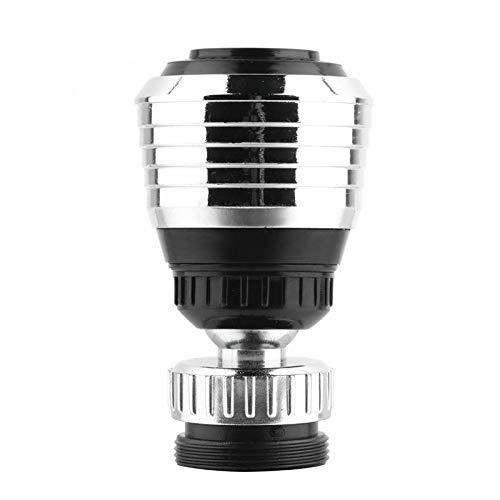 Hmmedsmooth, filtro per rubinetto multifunzione, rotazione a 360°, aeratore per rubinetto, accessorio da cucina