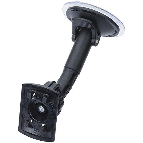 Preisvergleich Produktbild HR GRIP Swivel Neck Suction Mount 3 Saugerbefestigung für alle HR Halterungen [360° drehbar I 4-Loch-Rastersystem I 4-Pin-Klammern I 5 Jahre Garantie I Made in Germany] - 55010011