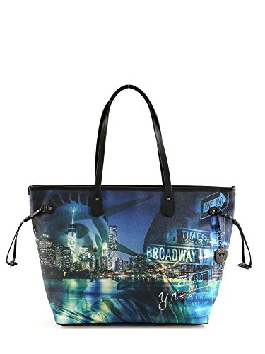 Ynot I-356 Shopper Accessori Blu