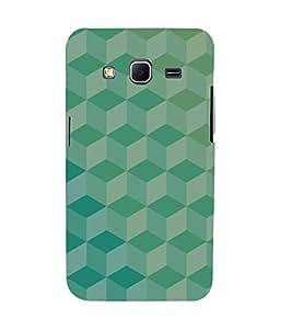 Mental Mind 3D Printed Plastic Back Cover For Samsung Galaxy Core Prime- 3DSAMCOREPRIME-G1400