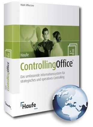 Haufe Controlling Office, 1 DVD-ROM Zuverlässig kalkulieren, planen und steuern. Für Windows 2000 SP4, 2003, WINXP, Vista