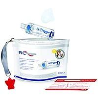 RC-Chamber Inhalierhilfe (mit Maske für Kinder 1-5) preisvergleich bei billige-tabletten.eu