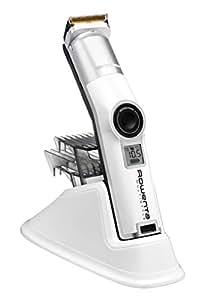 Rowenta TN8210 Tondeuse Multistyle Precision Blanc