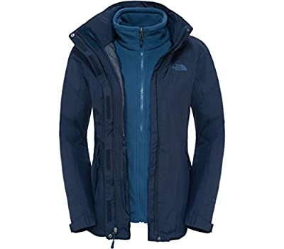 The North Face Damen W Evolution Ii Triclimate Jacket Jacke