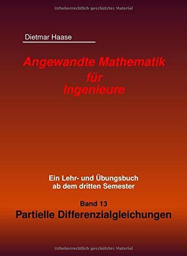 Angewandte Mathematik fuer Ingenieure: Band 13: Partielle Differenzialgleichungen